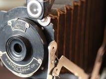 gammal antik kamera Arkivbilder