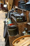 Gammal antik saker Royaltyfria Foton