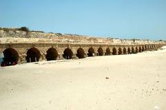 gammal aquaduct Arkivbild
