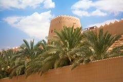 Gammal arabisk stad Arkivbild