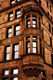 gammal arkitektur Arkivfoto
