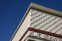 gammal arkitektur Fotografering för Bildbyråer