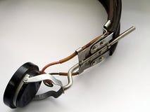 Gammal autentisk ljudutrustning Royaltyfri Bild