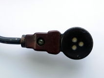 Gammal autentisk ljudutrustning Royaltyfria Bilder