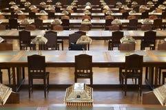 gammal avläsningslokal Arkivbild