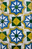 Gammal bakgrund för keramisk tegelplatta Royaltyfri Foto