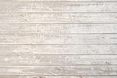 Gammal bekymrad ljus wood texturbakgrund Royaltyfri Bild