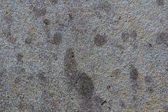 Gammal betongväggkorrosion Arkivfoton