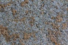 Gammal betongväggkorrosion Royaltyfri Foto