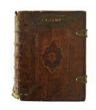 gammal bibel Arkivbilder