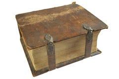 gammal bibel Royaltyfri Bild
