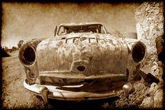 gammal bilöken Arkivfoton