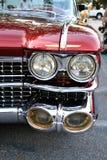 gammal bilpannlampa Royaltyfri Foto