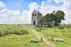 Gammal Bodmin f?r motorhus hed Cornwall UK royaltyfri fotografi