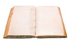 gammal bok Royaltyfri Foto