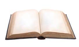 gammal bok Arkivfoto