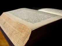 gammal bok 3 Royaltyfri Foto