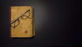 gammal bok Royaltyfri Bild