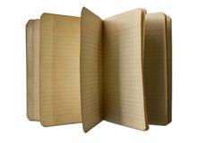 Gammal bok (den forntida boken) Royaltyfria Bilder