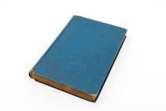 Gammal bok (forntida bok) på vit bakgrund Royaltyfria Foton