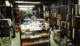 Gammal bokhandel Royaltyfri Bild