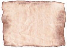 gammal bränd kanfas arkivfoton