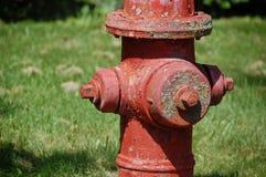 Gammal brandpost - Boyce, Virginia Fotografering för Bildbyråer