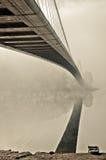 gammal bro Fotografering för Bildbyråer