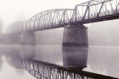 gammal bro Arkivbild