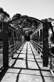 gammal bro Arkivfoton
