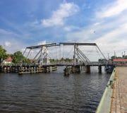 Gammal bro - Wiek, Tyskland Fotografering för Bildbyråer