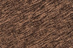 Gammal brun torkduketextur Royaltyfri Fotografi