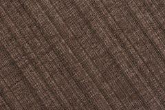 Gammal brun torkduketextur Royaltyfria Bilder