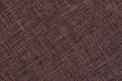 Gammal brun torkduketextur Fotografering för Bildbyråer