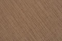Gammal brun torkduketextur Royaltyfria Foton