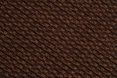 Gammal brun torkduketextur Royaltyfri Foto