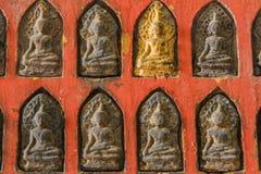 Gammal Buddha Fotografering för Bildbyråer