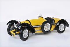 gammal bugattibil Royaltyfri Bild