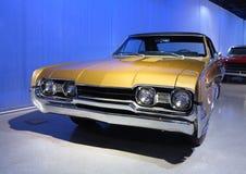 Gammal Buick bil arkivbild