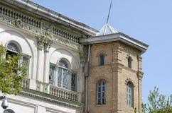 Gammal byggnad Royaltyfri Fotografi