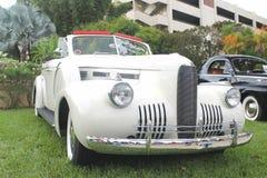 Gammal Cadillac LaSalle bil Royaltyfri Fotografi