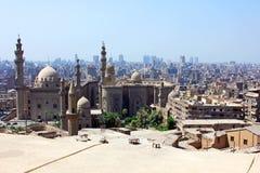 gammal cairo moské Royaltyfria Bilder