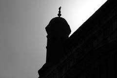gammal cairo moské Arkivbild