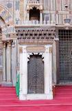 gammal cairo moské Royaltyfri Fotografi