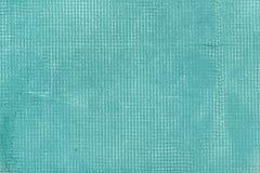 Gammal cementvägg med netto och fläckar, konkret bakgrund för textur Royaltyfria Foton
