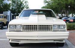 Gammal Chevrolet bil Royaltyfria Bilder