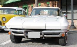 Gammal Chevrolet bil Arkivbilder