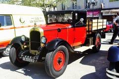Gammal Citroen bil från 20-tal Arkivbild
