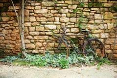 gammal cykel Royaltyfria Foton