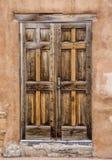 gammal dörröppning Royaltyfria Bilder